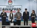Jangkau 215 juta Orang, Ma'ruf Pamer Program Kesehatan Jokowi