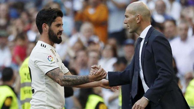 Zinedine Zidane mengakui permainan Real Madrid belum terlalu sempurna meski berhasil mengalahkan Celta Vigo 2-0 pada pekan ke-28 La Liga di Santiago Bernabeu.