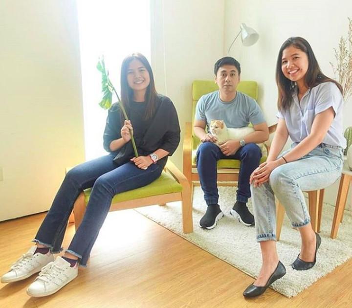 Intip momen keakraban si calon ayah, Raditya Dika bersama adik-adiknya. Sibling goals banget, Bun.