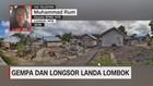Gempa & Longsor Landa Lombok