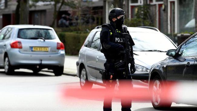 Polisi Cari Pria Turki yang Diduga Pelaku Penembakan Utrecht