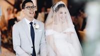 <p>Presenter Yuanita Christiani menikah dengan pengusaha Indra Gunawan pada 7 Maret 2019. (Foto: Instagram @yuanitachrist)</p>