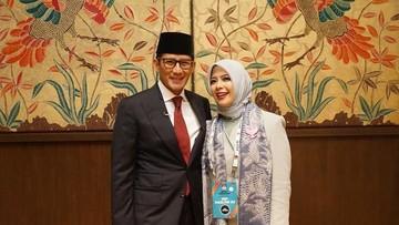 Arti Dukungan Istri untuk Sandiaga Uno dan Ma'ruf Amin