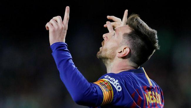 Bintang Barcelona Lionel Messi memiliki salah satu ponsel termahal di dunia setelah Apple mendesain khusus iPhone XS Max berbalut emas 24 karat.