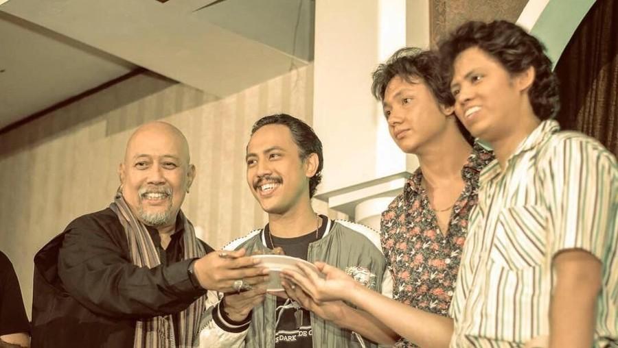Aliando, Adipati dan Randy Bangga Bisa Akting di Warkop DKI Reborn