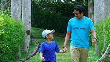 5 Keuntungan Anak Belajar Pencak Silat Seperti Putra Sandiaga Uno