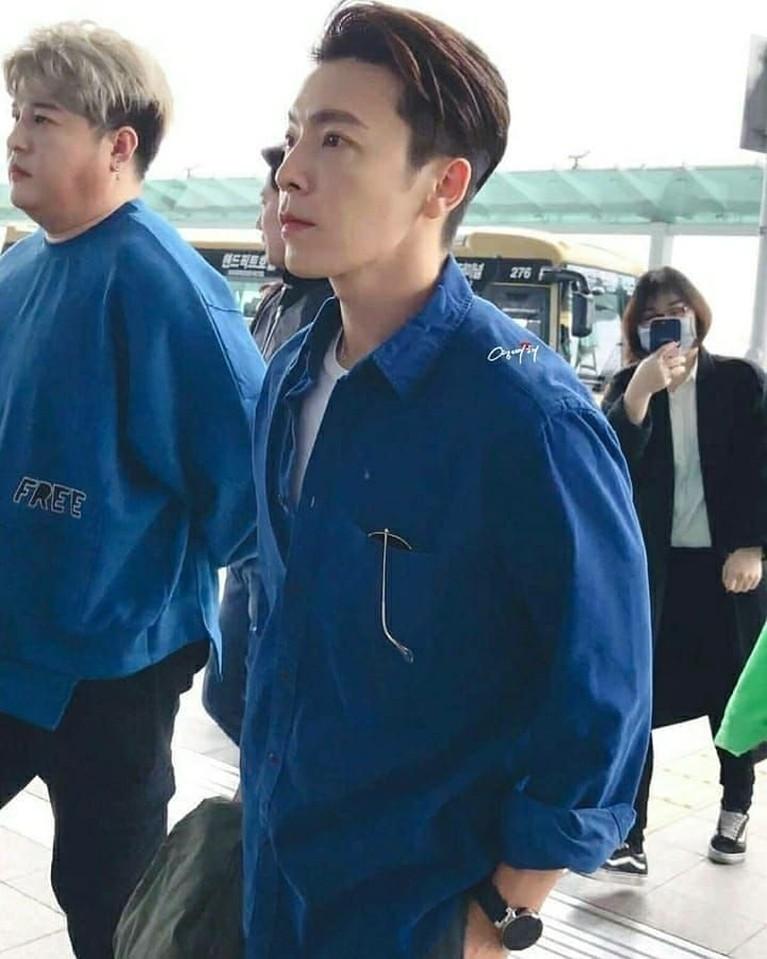 Member Super Junior yang bertolak ke Indonesia adalah Leeteuk, Shindong, Donghae, dan Eunhyuk. Sementara member TVXQ ialah Yunho dan Changmin.