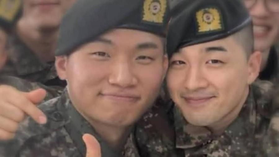 V.I.P Siap-siap, Taeyang dan Daesung Big Bang Selesai Wamil Hari Ini