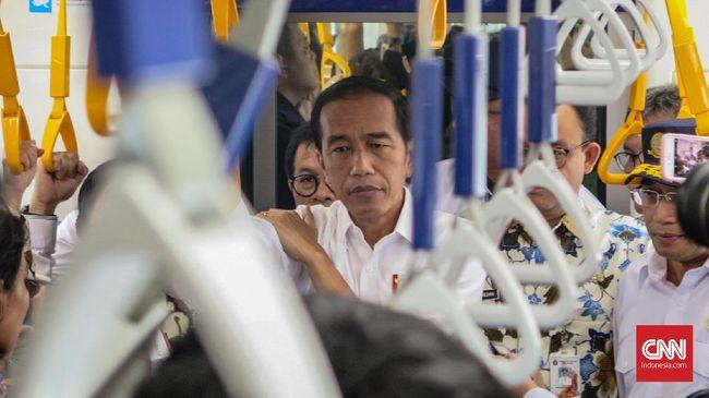 Pada Pilpres 2019 ini, Jokowi menargetkan bisa mendapatkan 70 persen suara di Malang. Target naik dari perolehan saat Pilpres 2014 yang hanya 61 persen.