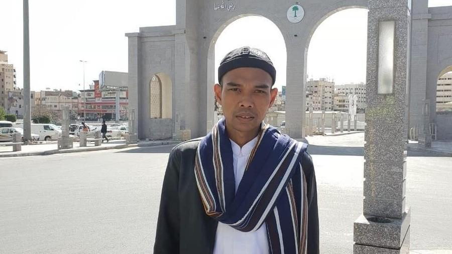 Ustaz Abdul Somad Resmi Ceraikan Istri