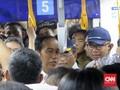 Jokowi Minta Pengguna Mobil Pribadi dan Motor Beralih ke MRT