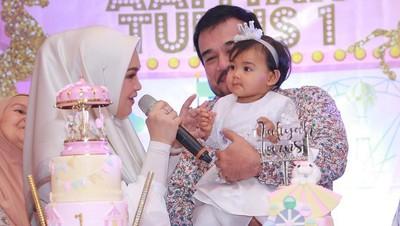 10 Potret Pesta Ulang Tahun Anak Siti Nurhaliza Bertema 'Carnival'