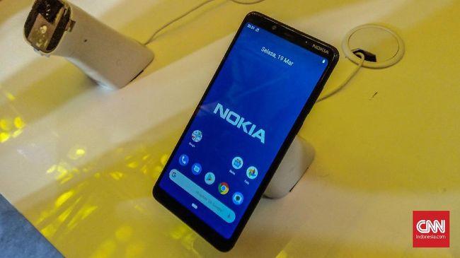 HMD Global selaku pemegang lisensi Nokia, resmi menghadirkan Nokia 3.1 Plus dengan harga Rp 2,4 juta. Ponsel ini hadir dengan jaminan garansi pembaruan OS selama 2 tahun agar ponsel tetap berjalan di sistem operasi yang terbaru.