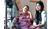 <p>Nah, ini waktunya 'suster' Annisa Pohan, istri Agus Harimurti Yudhoyono, yang menjaga Memo. (Foto: Instagram @aniyudhoyono)</p>