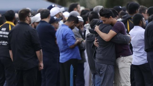Terdakwa teror penembakan dua masjid di Christchurch, Selandia Baru, Brenton Harrison Tarrant, kini menyatakan bersalah atas semua tuduhan.