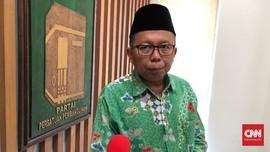 PPP Pasang Badan soal Grasi Jokowi untuk Annas Maamun