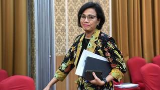 Sri Mulyani 'Gratiskan' Pajak untuk Ekspor Jasa
