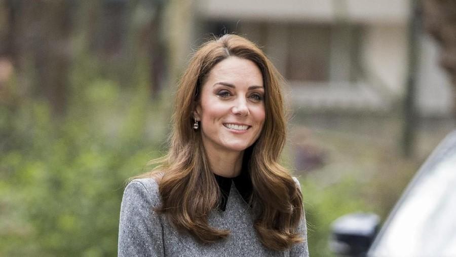 Reaksi Kate Middleton Saat Dibandingkan dengan Elsa 'Frozen'
