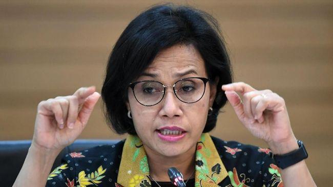 Sri Mulyani Akui Ekonomi Global Buat RAPBN 2020 Sulit Dicapai