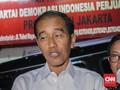 Jokowi ke Kader PDIP: Tak Ada Rapat Lagi, Langsung Kerja