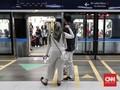 MRT Sediakan Kuota 80 Ribu Penumpang Hari Ini