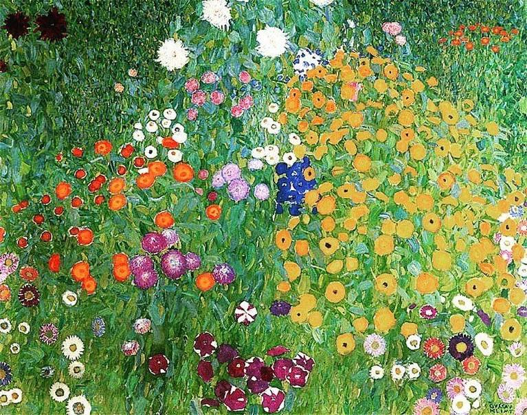 Lukisan berjudulBauerngartenini dibuat oleh seniman Gustav Klimt. Lukisan ini terjual dengan harga 47,97 juta Pounds atau sekitar Rp873 miliar.