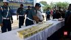 VIDEO: TNI AL Amankan 50 Kilogram Sabu di Aceh