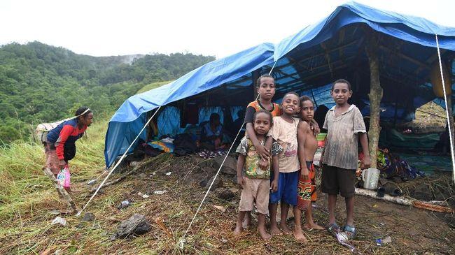 Wahana Visi Indonesia (WVI) mencatat sebanyak 24,71 persen anak di Papua menikah di bawah umur 19 tahun.