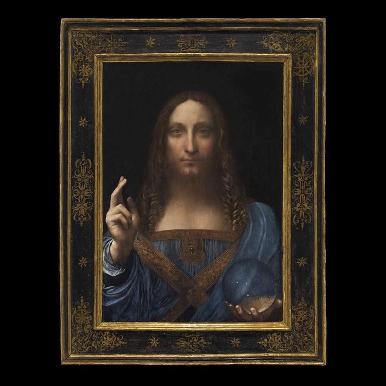 Lukisan berjudulSalvator Mundiini adalah karya terakhir dari pelukis ternama Leonardo Da Vinci. Karya yang diduga tercipta bersamaan dengan lukisanMonalisaini terjual dengan harga US$450 juta atau setara Rp6,1 triliun.