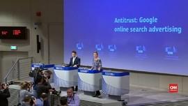 VIDEO: Google Didenda Rp24 Triliun oleh Uni Eropa