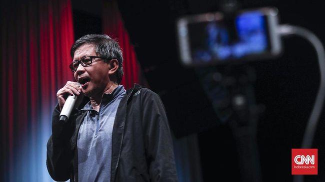 BPIP menilai Rocky Gerung hiperbola dan cuma cari panggung saat menyebut Presiden Jokowi tak paham Pancasila.