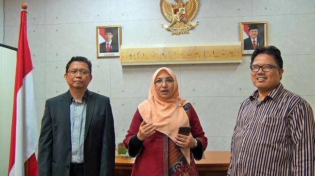 Rektor UIN Jakarta mengatakan institusinya akan melakukan langkah hukum berkoordinasi dengan kepolisian perihal dugaan politik uang dalam pilrek.