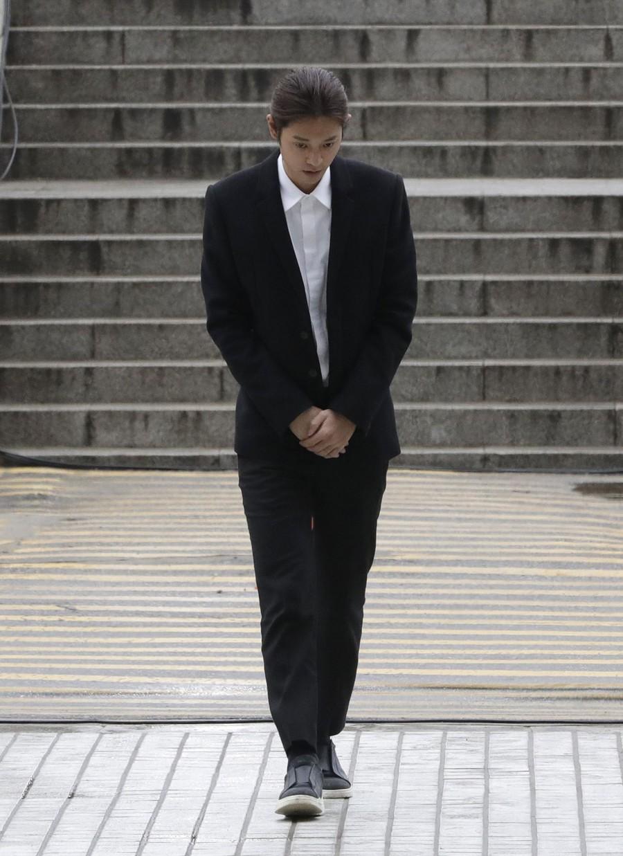Cerita di Balik Terungkapnya Kasus Video Mesum Jung Joon Young Cs