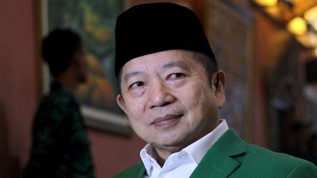 Ketua Umum PPP Suharso Monoarfa mengatakan dirinya berharap bisa mengembalikan marwah partai jelang memasuki usia emas 50 tahun pada 2023.