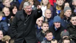 Legenda MU Sebut Ejekan 'Terbaik' Ferguson pada Liverpool