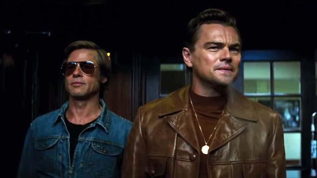 Trailer terbaru film Quentin Tarantino, 'Once Upon a Time in Hollywood' dirilis tak lama usai penayangan perdananya di Festival Film Cannes, Selasa (21/5).