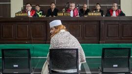 Di Persidangan, Bahar Smith Akui Pukul Sopir Taksi Tiga Kali