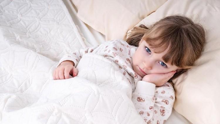 Asupan yang dikonsumsi anak pasti berpengaruh pada tubuhnya, termasuk dalam proses tidur mereka.