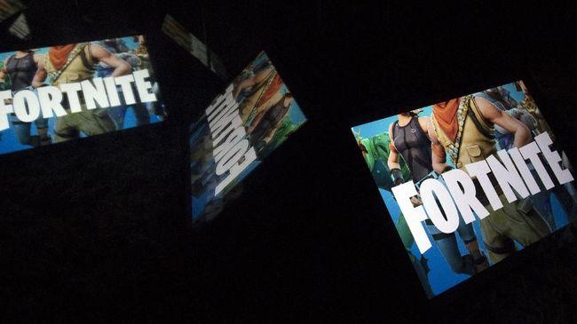 Menparekraf Sandiaga Uno dan Menkominfo Johnny G. Plate merespons heboh game Fortnite memiliki mode untuk menghancurkan objek diduga Kabah.
