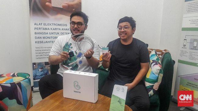 TeleCTG, alat pendeteksi kandungan mini buatan Indonesia siap menjajal pasar global seperti ke Afrika dan Amerika Selatan.