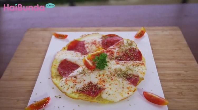 Resep pizza kentang dengan taburan keju mozarella ini gampang lho cara membuatnya, Bun. Yuk simak.