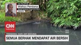 Sudahkah Warga Mendapatkan Air Bersih Sepenuhnya?