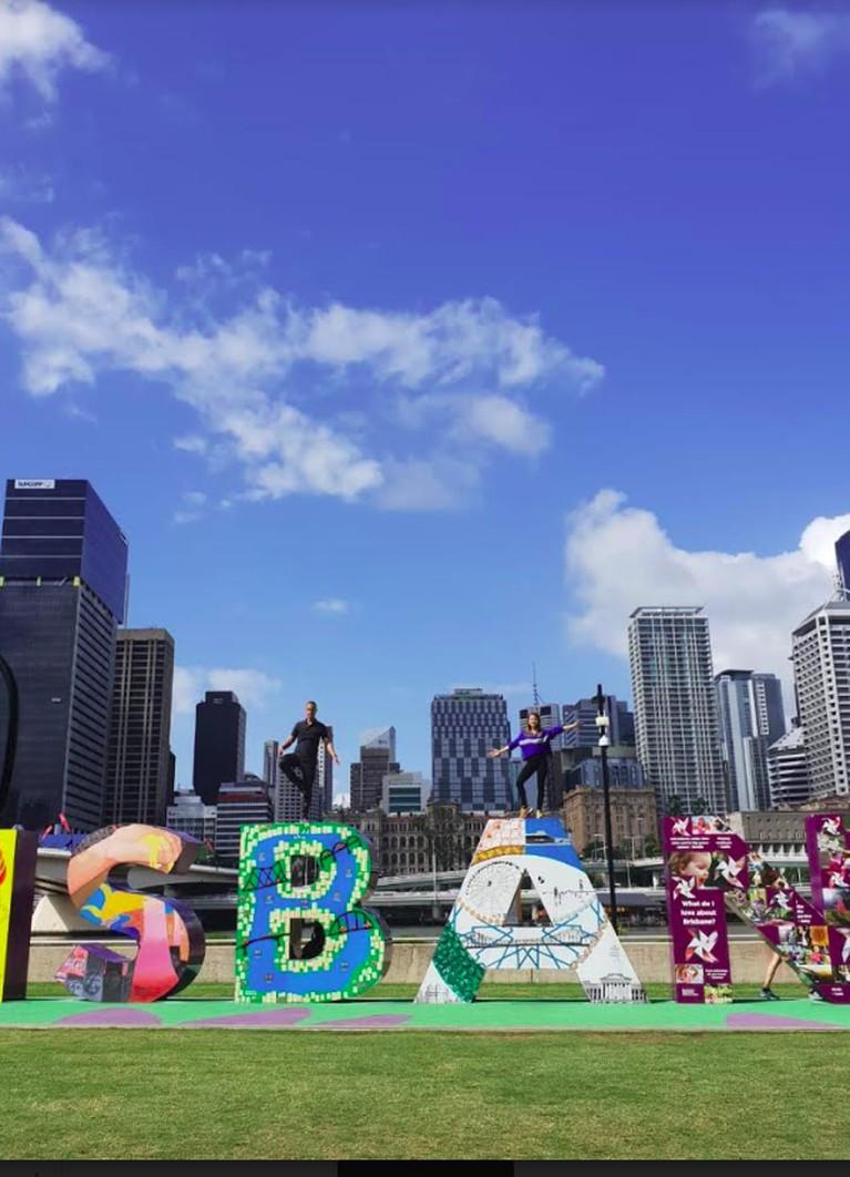Tak lengkap rasanya jika ke Brisbane tanpa mengunjungi The Sign of Brisbane dengan menaiki The Wheel Brisbane.