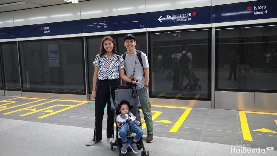 Cerita 3 Keluarga Jajal MRT Jakarta: Aman & Ramah Anak