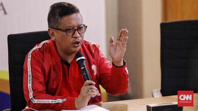 Sekjen PDIP Hasto Kristiyanto merasa yakin hari pengumuman rekapitulasi hasil Pemilu 2019 pada 22 Mei akan berlangsung aman meski ada gerakan menghasut rakyat.