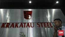 Bos Krakatau Steel Rogoh Kocek Rp499,98 Juta Borong Saham