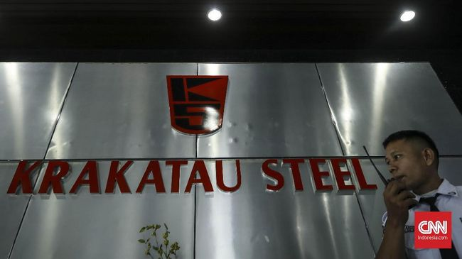 KPK menggeledah enam ruangan di kantor PT Krakatau Steel, Cilegon, dan menyita sejumlah bukti elektronik dan dokumen terkait dengan proyek.