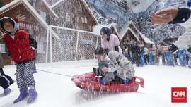 Long Weekend, Trans Snow World Bekasi Diskon 50 Persen