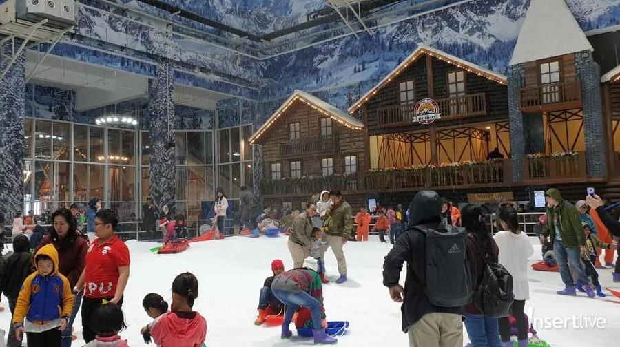 Rincian Harga Sewa Permainan di Trans Snow World Bekasi