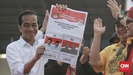 Survei CSIS: Mayoritas Lulusan SD dan SMP Pilih Jokowi-Ma'ruf